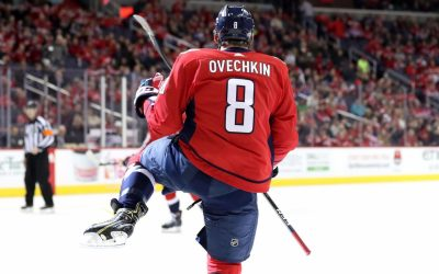 Ovechkin Bring Cup to Mother Russia