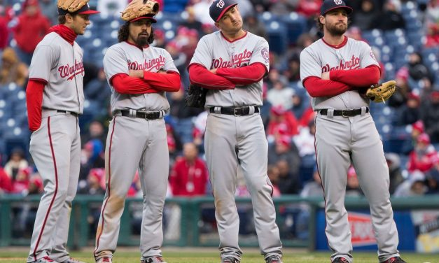 Are the Nats merely a .500 team?
