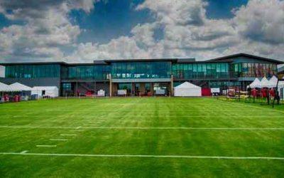 Redskins Training Camp Day 2