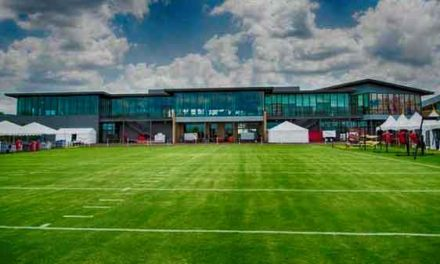 Redskins Training Camp Day 2