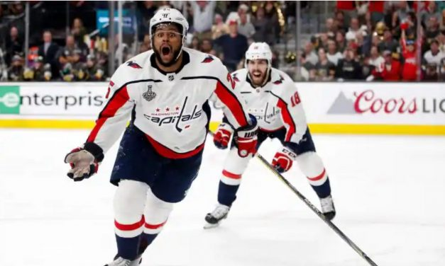 Smith-Pelly Re-Ups, Will Rock The Red Again