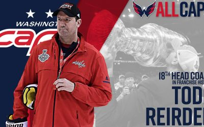 Todd Reirden Named Caps Coach