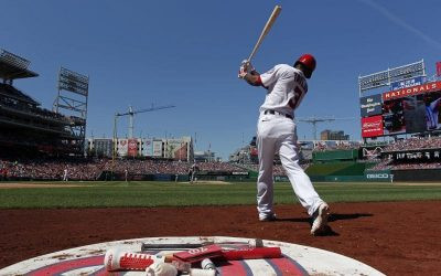 Michael A. Taylor Trade: Why the Nats Should