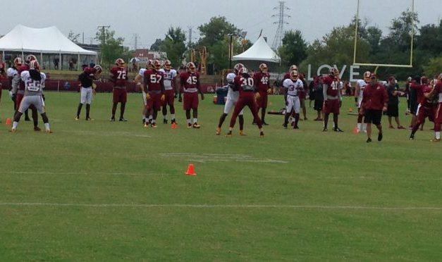 Redskins Training Camp News