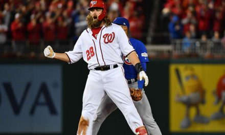 Jayson Werth Bids Farewell to the Bigs
