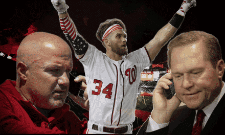 Will the Nats Really Trade Bryce Harper?