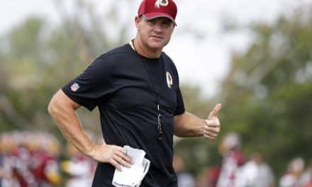 Jay Gruden is on the Hot Seat: Fact or Fiction?