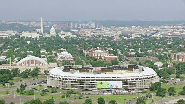 Redskins-RFK-Stadium-aerial-view